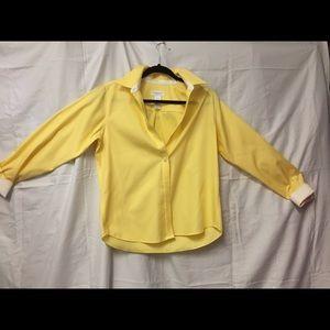 Liz Claiborne women's 100% cotton blouse